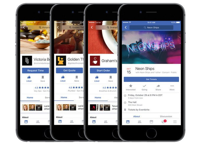Facebook now tracks and can remarket events to people who have interacted positively in the past (phtoo credit: Elie Chahine)