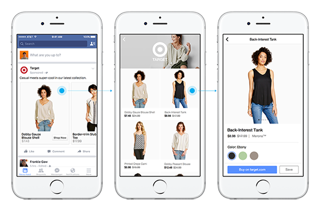 target-canvas-ad facebook